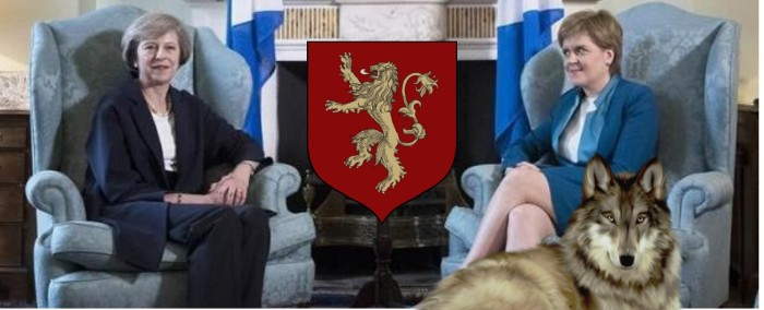 Westminster's Game of Thrones